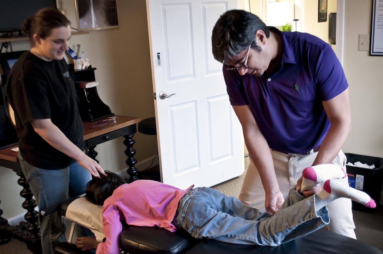 Chiropractic - Services - Fairway Chiropractor